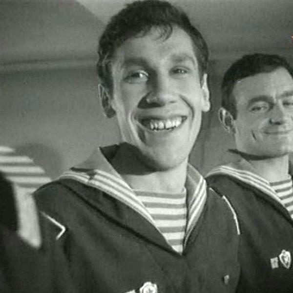 В 1964 году Валерий Иванович получил первую роль в кино