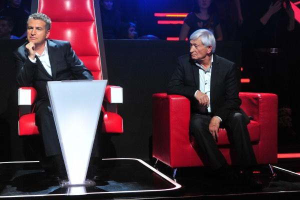 Отец Леонида Агутина принимал участие в музыкальном шоу