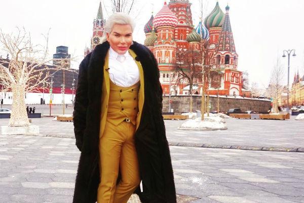 Родриго Алвес несколько раз бывал в Москве