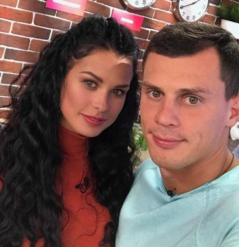 Ирина Пинчук и Иван Барзиков