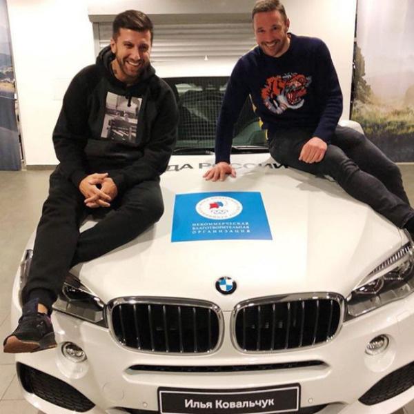Свой автомобиль хоккеист продал за 7,1 млн рублей