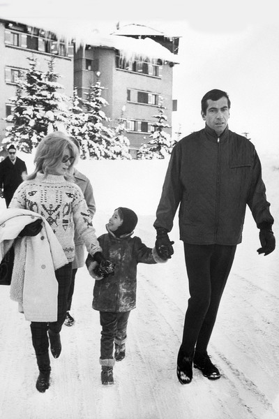 Roger Vadim became the first love of the actress
