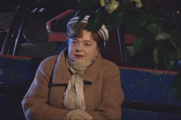 Последнюю роль в кино Нина Дорошина сыграла в сериале «Гаражи»