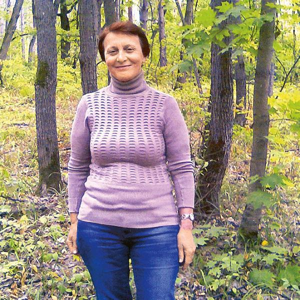 Наталья Данилова написала о себе с Кубани