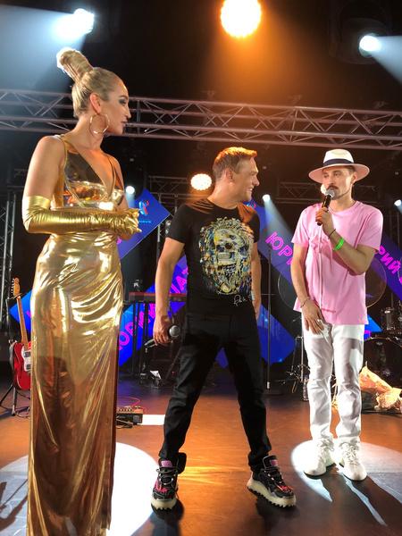 Билан признался, что горд стоять на сцене с живой легендой 90-х