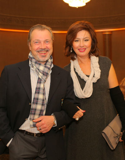 Владимир Зайцев с супругой Татьяной Шумовой