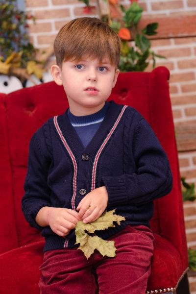 Елисей начал учиться в первом классе