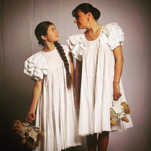 Анастасия заботится, в первую очередь, об интересах своей дочери