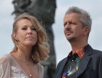 Ксения Собчак и Константин Богомолов живут отдельно