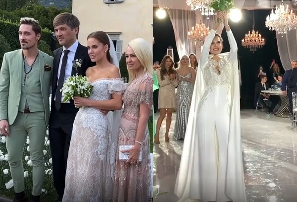 Итоги-2019: лучшие платья звездных невест