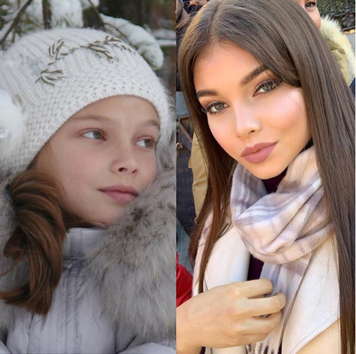 «Мисс Россия-2018» Юлия Полячихина