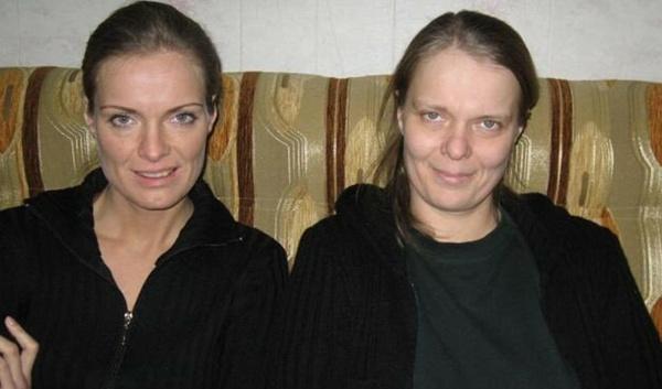 С возрастом сестры не отдалились, хотя из-за разных взглядов на жизнь конфликтовали