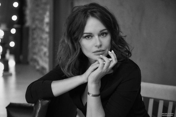 Актриса раскрыла душу перед читателями