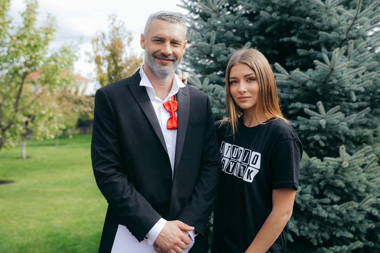 Антон Батырев и Катя Тышкевич