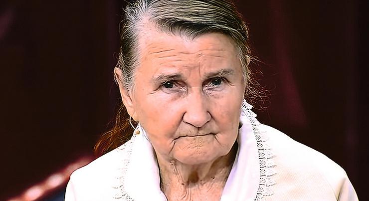 Валентина Числова гордилась сыном