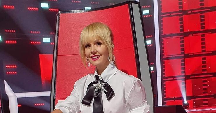 Валерия получила травму на съемках шоу «Голос 60+»