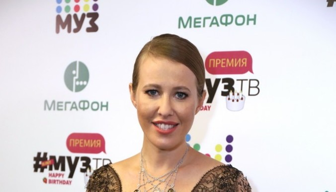 Анастасия Волочкова поддержала Ксению Собчак в ее конфликте с Сергеем Шнуровым