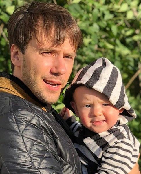 Жидков с сыном Степаном