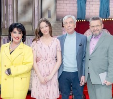 Дочь Юлии Началовой спела песню «Герой не моего романа» на шоу «Модный приговор»
