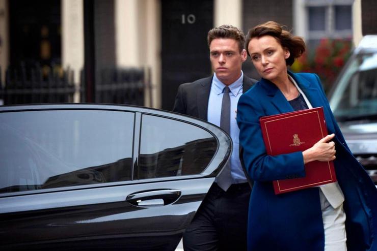 Сериал стал одним из самых популярным в Великобритании