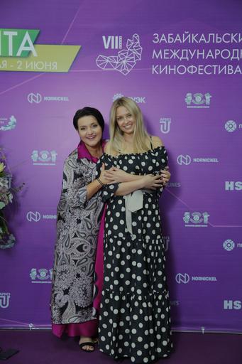 Аглая Шиловская, Инга Оболдина