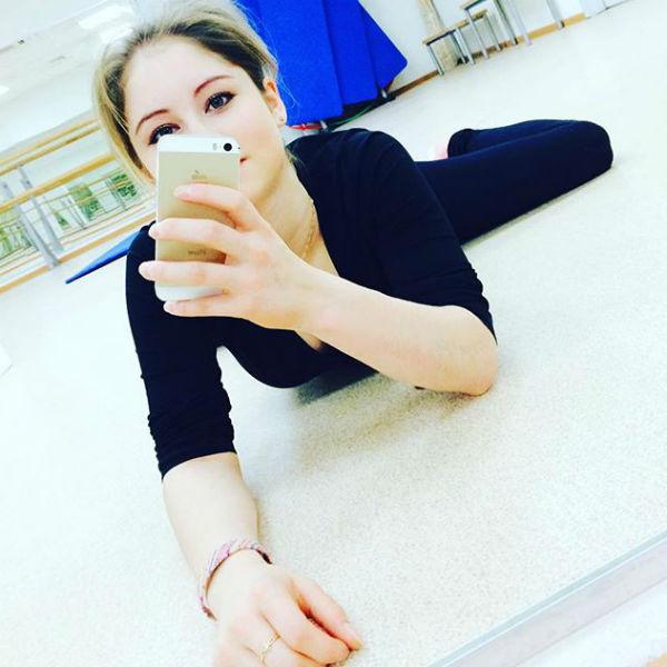 Юлия Липницкая призналась, что взросление дается ей нелегко