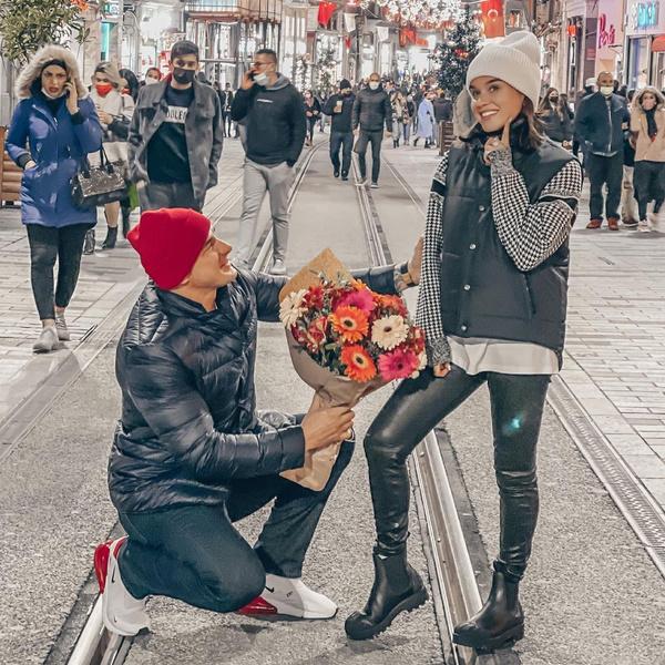 Весной пара отдыхала в Турции, где пыталась дать отношениям второй шанс.