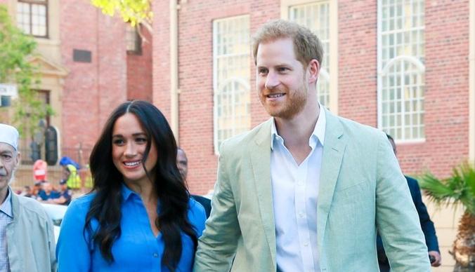 Принц Гарри и Меган Маркл тратят на охрану 7000 фунтов сутки