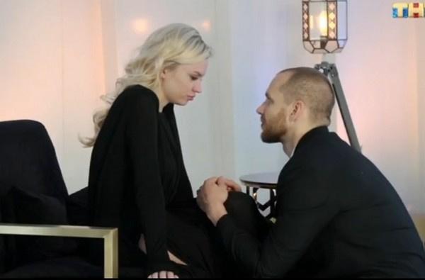 Милана Тюльпанова расплакалась, общаясь с Антоном