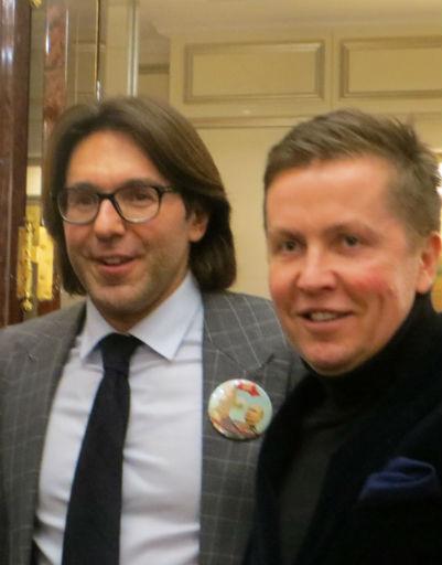 Андрей Малахов и Максим Козин