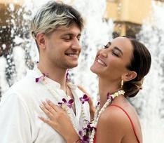 Прямо сейчас! Ольга Бузова играет свадьбу на Мальдивах – видео