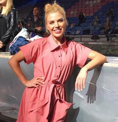 Липа Тетерич стала мамой в третий раз