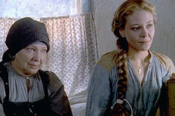 В «Тихом Доне» Ирина Скобцева играла вместе с дочерью Аленой