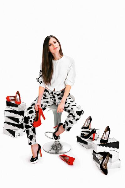 Эльвира Т:  «Я большая поклонница обуви во всех ее проявлениях