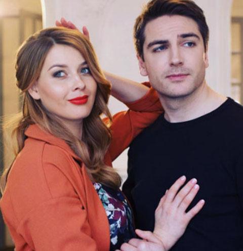 Любава Грешнова и Михаил Пшеничный