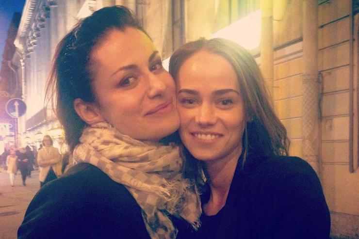 Несколько лет назад Ковальчук узнала, что у нее есть сестра Екатерина