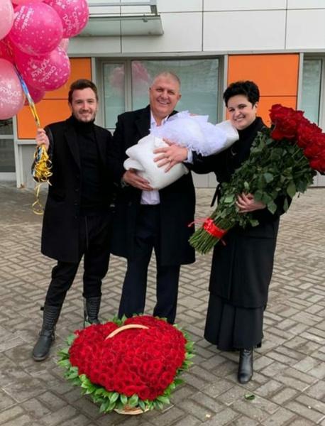 52-летняя Елена Голунова снова стала мамой