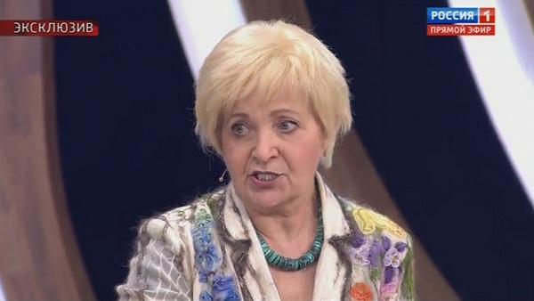 Лидия Ивановна, мать Виталины Цымбалюк-Романовской
