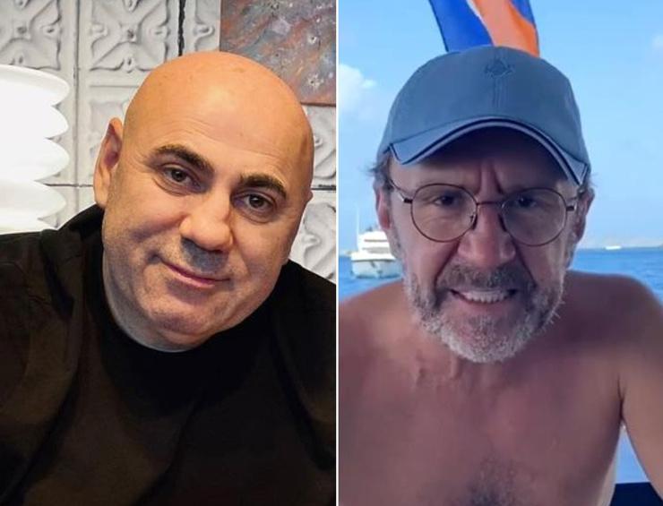 Иосиф Пригожин и Сергей Шнуров конфликтуют с прошлого года