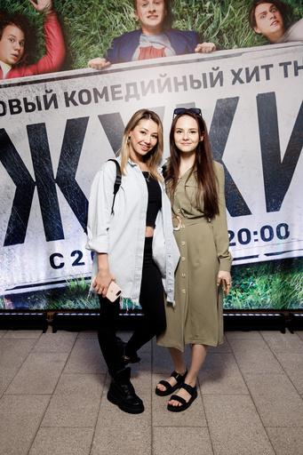 Валерия Козлова и Анна Байдавлетова