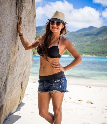 Алена Павлова переселилась из «Холостяка» в «Дом-2» и уехала на Сейшелы