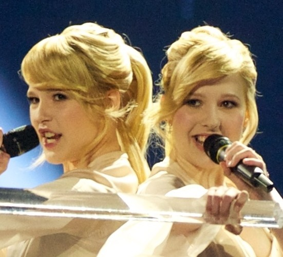 Сестры Толмачевы. Евровидение 2014