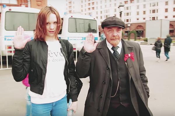 Диана Шурыгина отмечает, что люди в столице совершенно другие