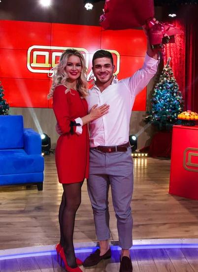 Марина и Роман планируют пожениться в июле следующего года