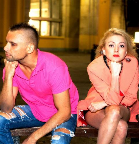 Семен Фролов и Анастасия Сова-Егорова