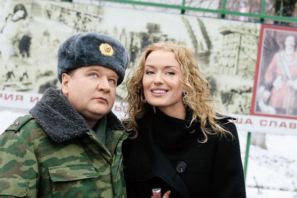 Майор Виктор Колобков из сериала «Солдаты» в исполнении Мадянова полюбился всей стране