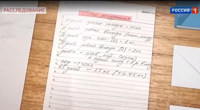 Запись из дневника Шелдон