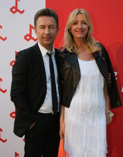 Валерий Сюткин с супругой Виолой