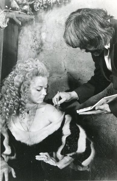 Георгий Юнгвальд-Хилькевич лично рисовал клеймо Миледи