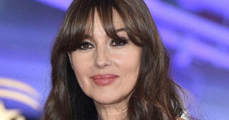 54-летняя Моника Беллуччи перестала скрывать роман с 36-летним художником